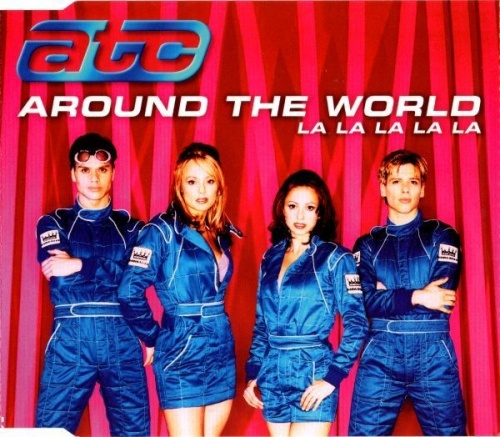 Around the World (La La La La La) [Import CD]
