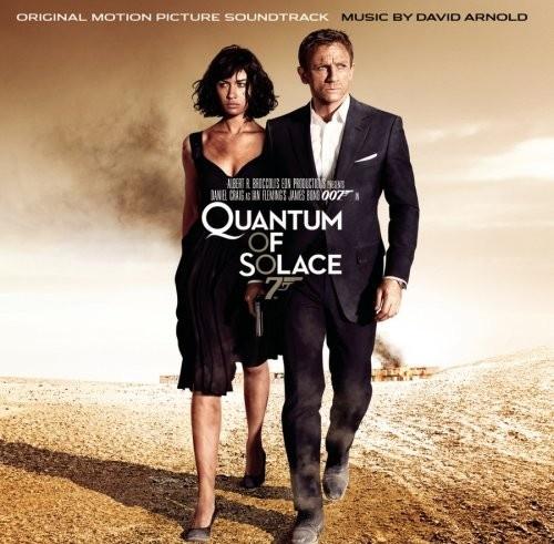 Quantum of Solace [Original Motion Picture Soundtrack]
