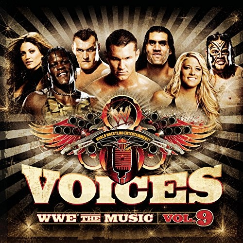 WWE: The Music, Vol. 9: Voices