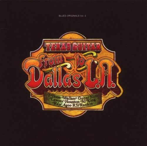 Texas Guitar from Dallas to L.A., Vol. 3