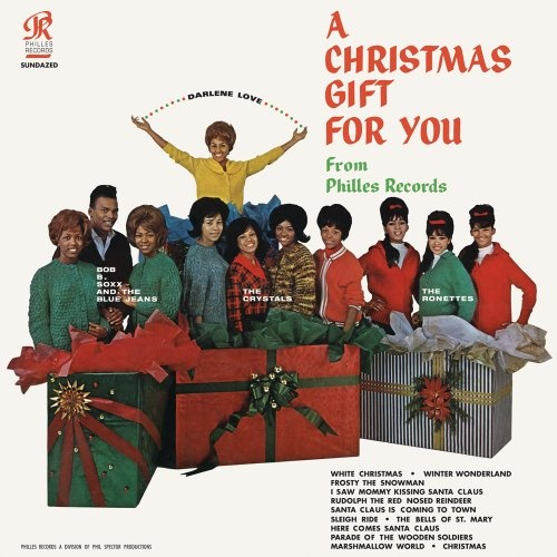 A Christmas Gift for You: A Tribute to Phil Spector