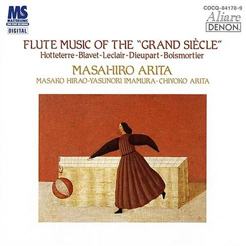 Flute Music of the Grand Siecle