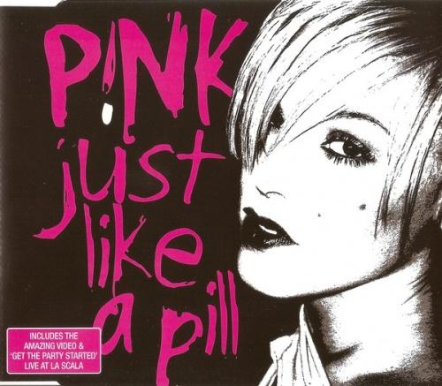 Just Like a Pill  [UK CD Single]
