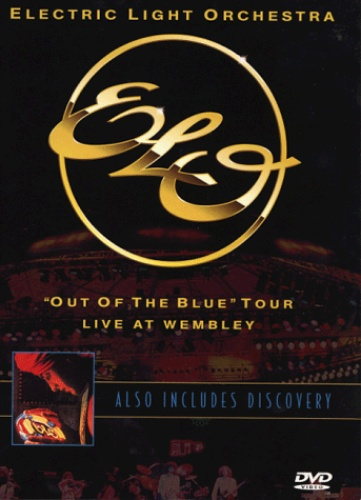 Out of the Blue Tour Live at Wembley/Discovery
