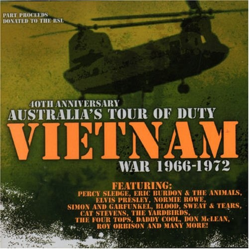 40th Anniversary: Australia's Tour of Duty: Vietnam War 1966-1972