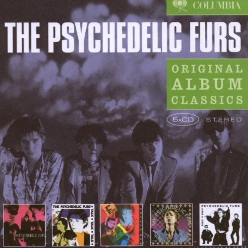 The Psychedelic Furs/Talk Talk Talk/Forever Now/Mirror Moves/Midnight to Midnight
