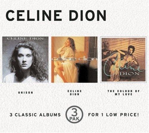 Unison/Celine Dion/The Colour of My Love