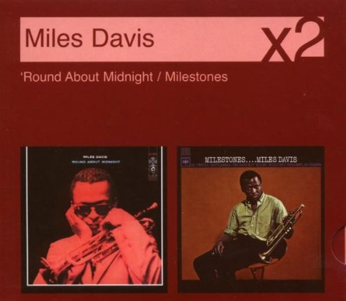 'Round About Midnight/Milestones
