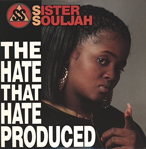 The Hate That Hate Produced [Vinyl Single]