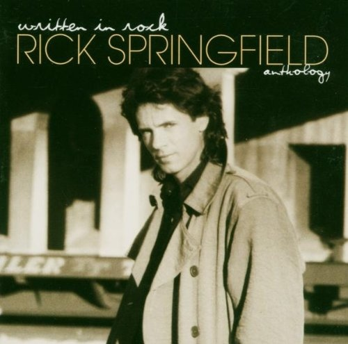 Written in Rock: The Rick Springfield Anthology