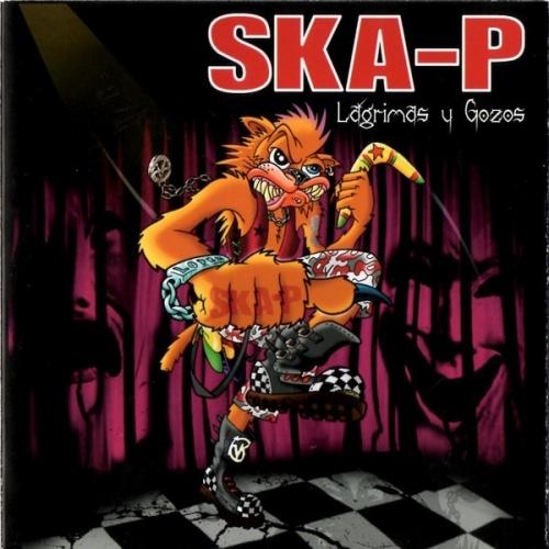 album de ska-p lagrimas y gozos