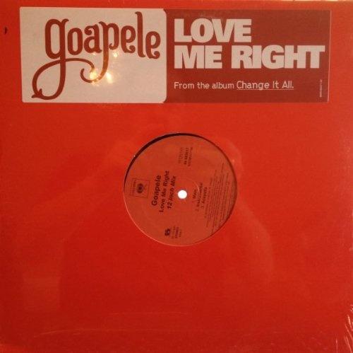 Love Me Right [Single]