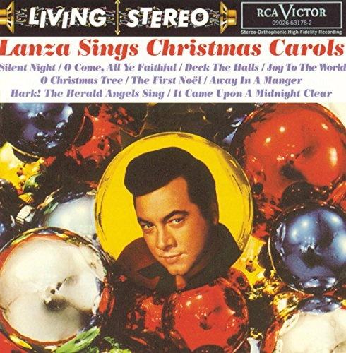 Lanza Sings Christmas Carols - Mario Lanza   Songs, Reviews ...