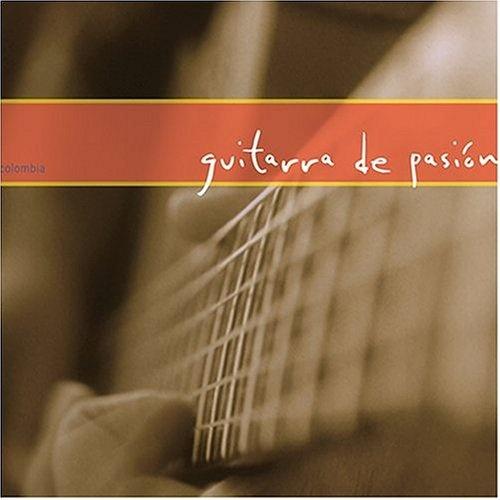 Guitarra de Pasión