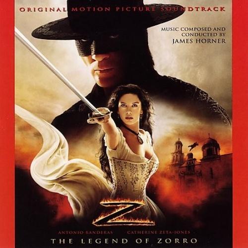 The Legend of Zorro [Original Motion Picture Soundtrack