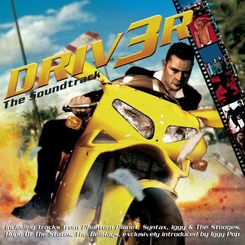 Driv3r The Soundtrack Original Game Soundtrack Songs Reviews