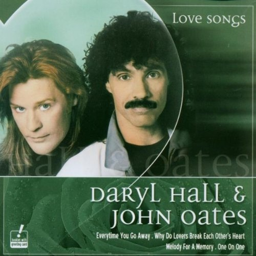 love songs daryl hall john oates songs reviews credits allmusic. Black Bedroom Furniture Sets. Home Design Ideas