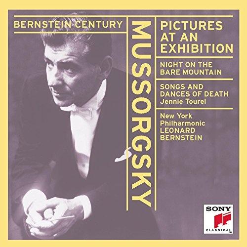 Risultati immagini per bernstein mussorgsky