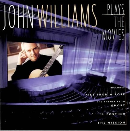 John Williams Plays the Movies