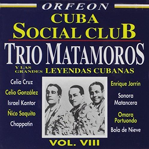 Trio Matamoros y las Grandes Leyendas Cubanas, Vol. 3