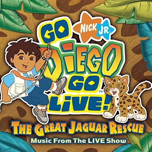 Go Diego Go Live The Great Jaguar Rescue  Original TV