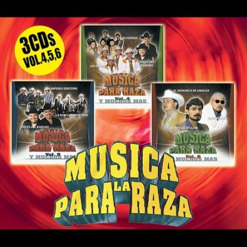 Musica Pa'La Raza [Box Set #2]