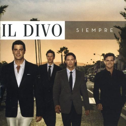 Siempre il divo songs reviews credits allmusic - Il divo discography ...