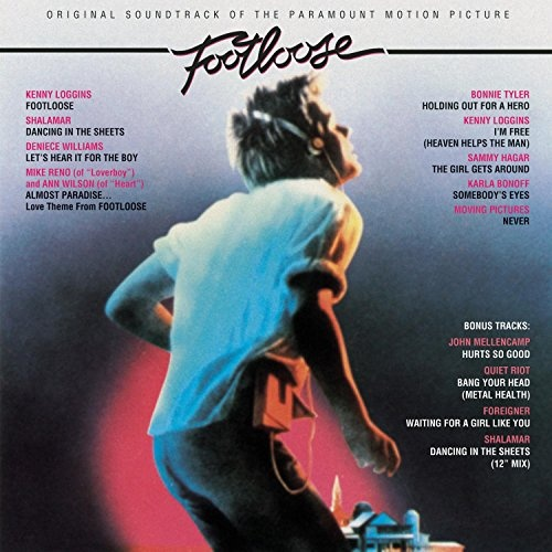 Footloose Original Motion Picture Soundtrack Various Artists