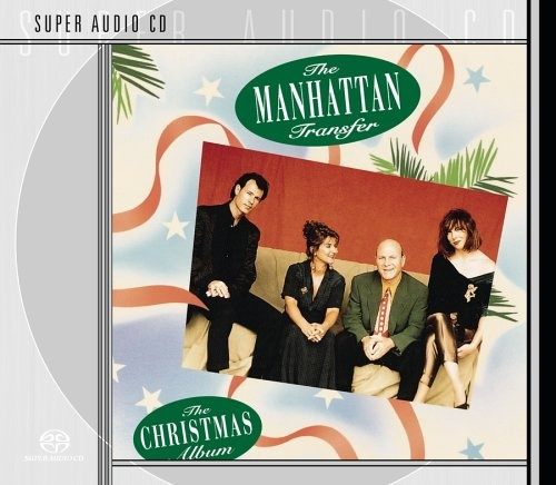 The Christmas Album - The Manhattan Transfer | Songs, Reviews ...
