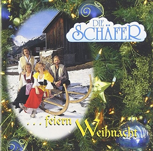 Die Schaefer Feiern Weihnacht