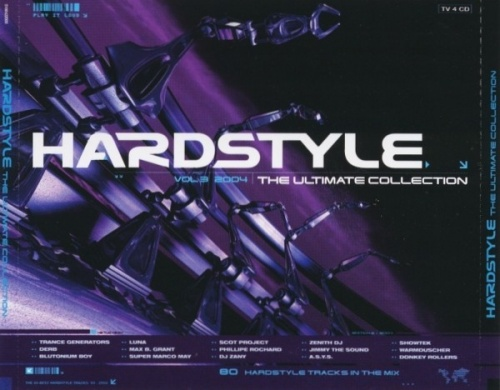 Hardstyle: The Ultimate Collection 2004, Vol. 3
