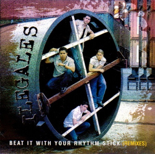 Beat It with Your Rhythm Stick
