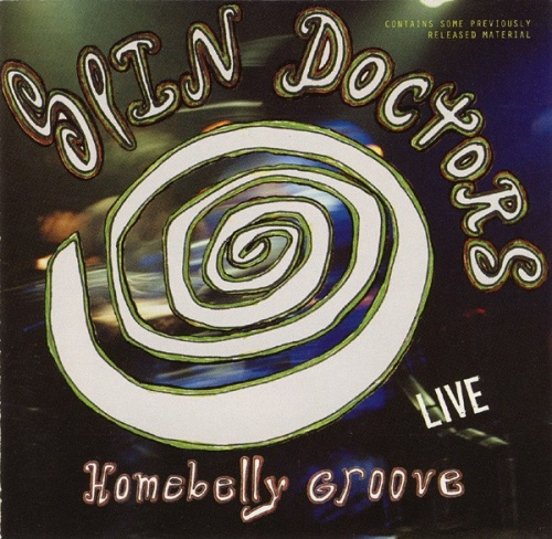 Homebelly Groove...Live