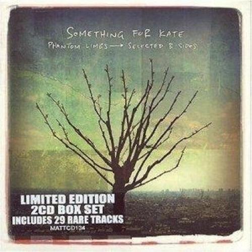 Phantom Limbs: Selected B Sides [Bonus Track]