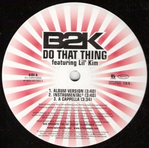 Do That Thing/Out the Hood
