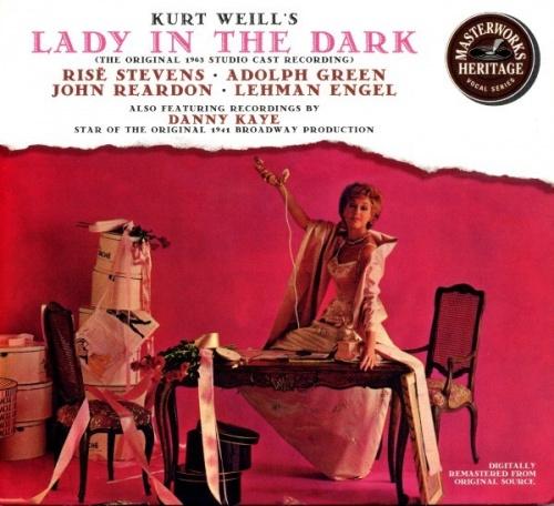 Lady in the Dark [Sony Original Cast]