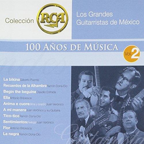 Los Grandes Guitarristas de Mexico, Vol. 2