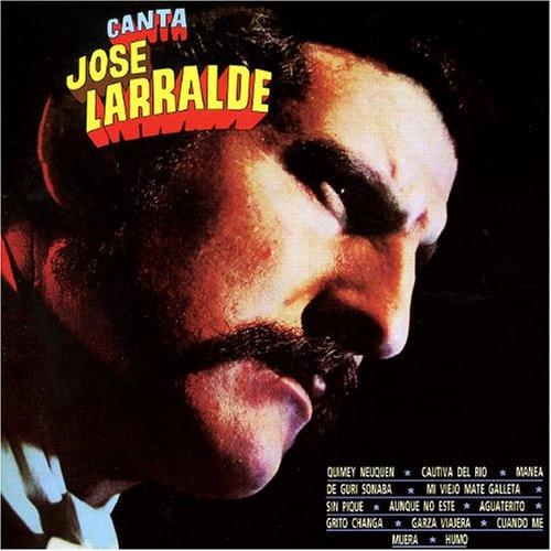 Canta Jose Larralde