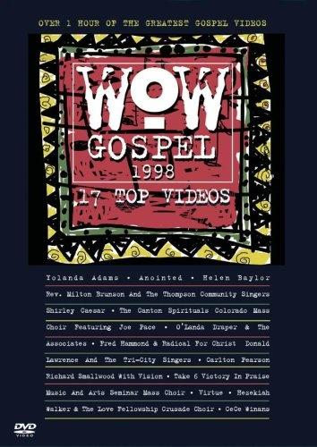 WOW Gospel 1998 [Video/DVD]