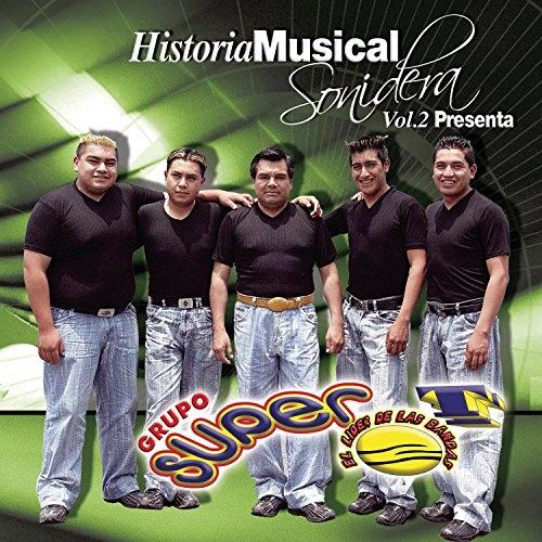 Historia Musical Sonidera, Vol. 2