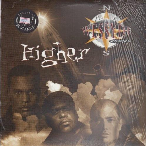 Higher [Vinyl Single]