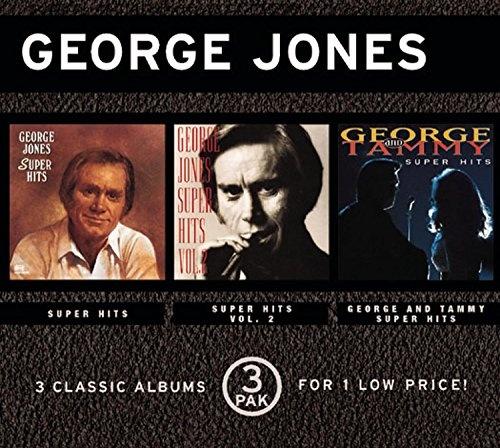 Super Hits/Super Hits, Vol. 2/George and Tammy Super Hits