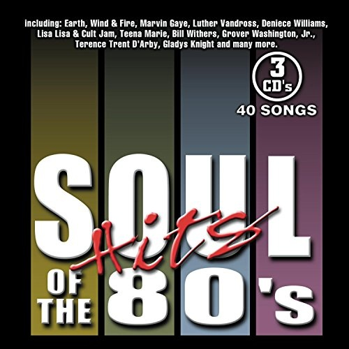 Soul Hits of the 80's [Sony] - Various Artists   Songs, Reviews