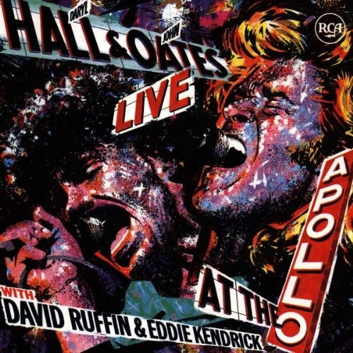 Live at the Apollo with David Ruffin and Eddie Kendricks