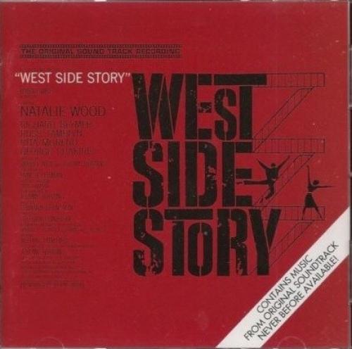 West Side Story Original Soundtrack Leonard Bernstein Stephen – West Side Story Worksheet