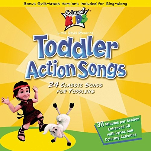 Toddler Action Songs