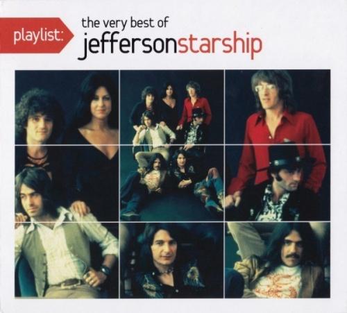 Playlist: The Very Best of Jefferson Starship
