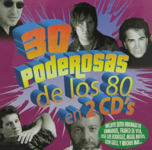 30 Poderosas de los 80