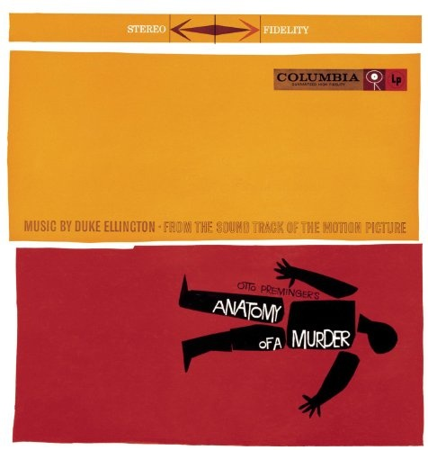 Anatomy Of A Murder Original Motion Picture Soundtrack Duke