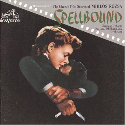 Spellbound Soundtrack by Charles Gerhardt/National PO